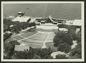 Theatres:  U.S.:  Roanoke Island (NC):  Waterside