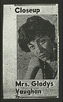 Gladys Vaughan
