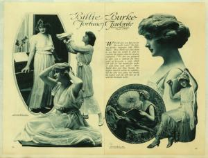 [Billie Burke - Part I.]