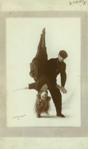 Variety, vaudeville & burlesque